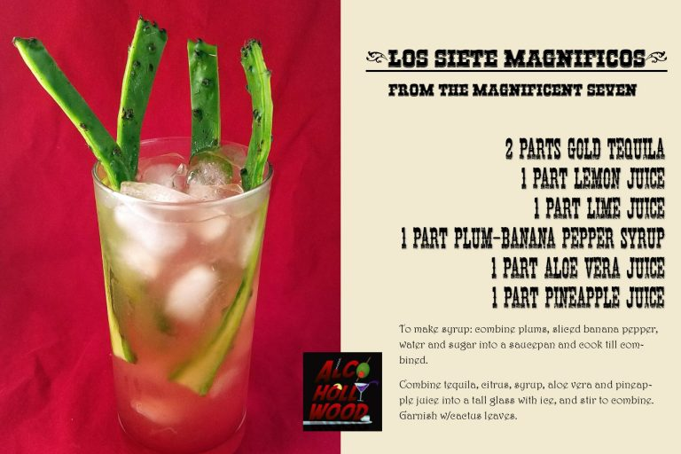 magnificent seven cocktail
