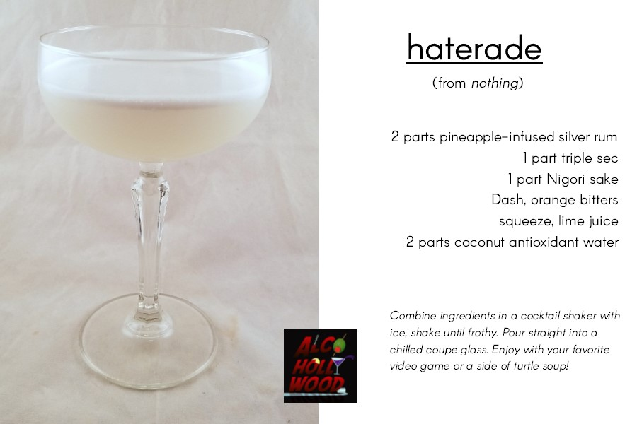 Haterade (from Nothing)