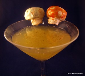 Super Mario Bros. cocktail