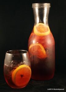 Black Cauldron cocktail