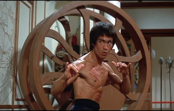 enter the dragon happy chinese new year - Chinese New Year 1973