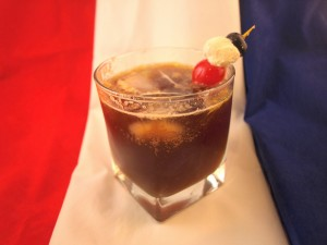 captain america: the first avenger cocktail