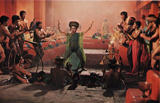 Studies in Cinema: 'Fellini Satyricon'