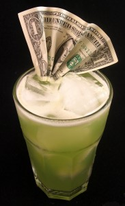 a fistful of dollars cocktail
