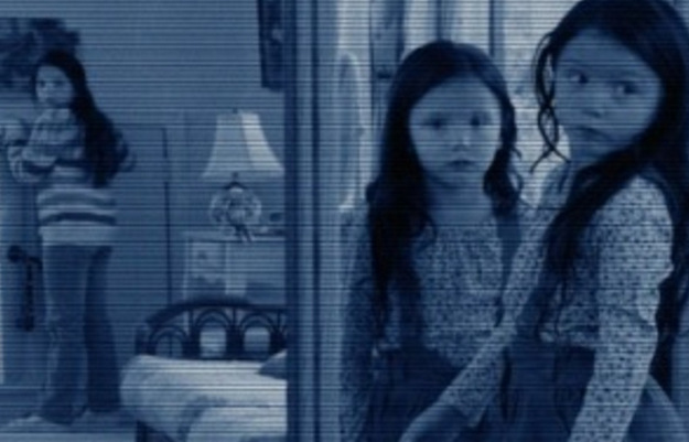 Paranormal Activity Drinking Game