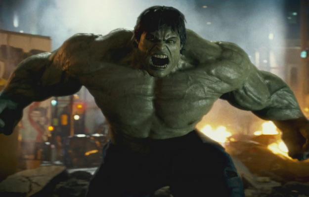 The Incredible Hulk (2...