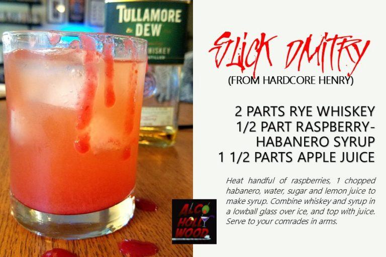 hardcore henry cocktail