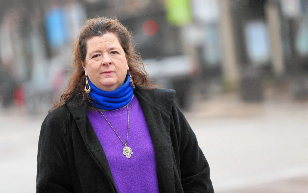 Theresa Rebeck Trouble